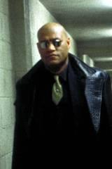 Laurence Fishburne i Matrix Revolutions