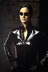 Carrie-Anne Moss i Matrix Reloaded