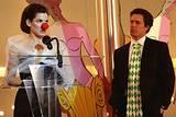 Sandra Bullock og Hugh Grant