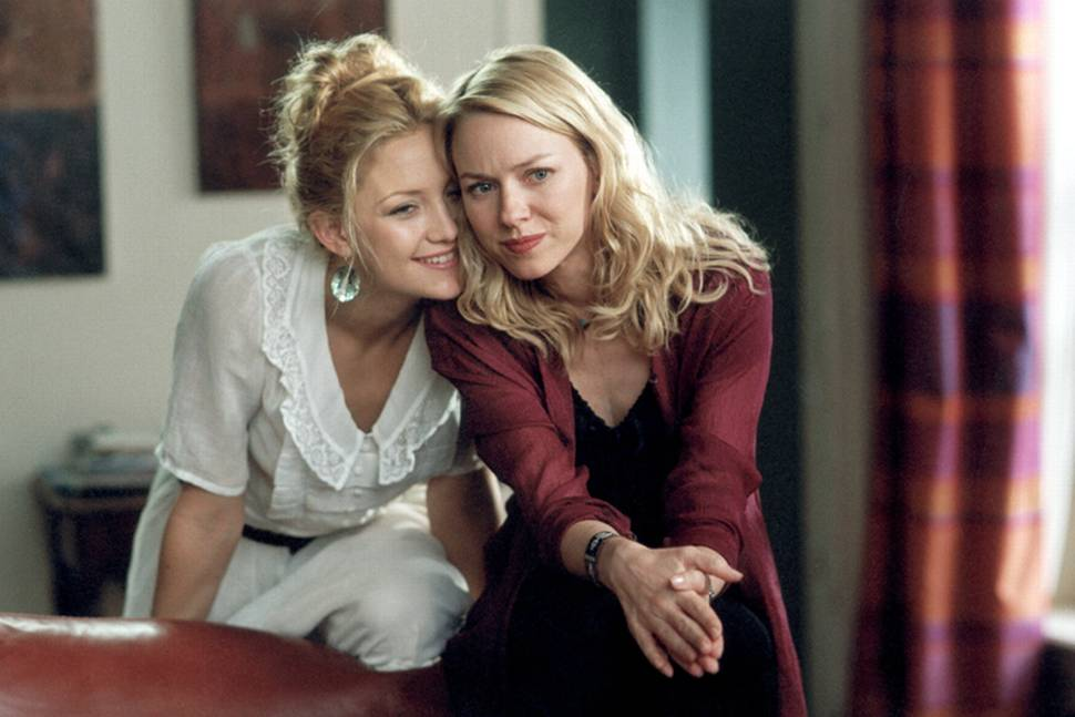 Naomi Watts og Kate Hudson i Le Divorce