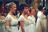Rosamund Pike og Keira Knightley som Jane og Elizabeth Bennet i Stolthet & fordom