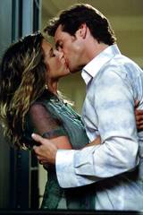 Jim Carrey og Jennifer Aniston i Bruce Almighty