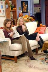 Jennifer Aniston og Christina Applegate i Venner for livet