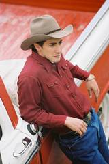 Tøffe Jake Gyllenhaal som cowboyen Jack Twist i Brokeback Mountain