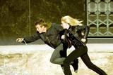 Ewan McGregor og Scarlett Johansson i The Island