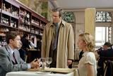 Dennis Quaid, Topher Grace og Scarlett Johansson i I godt selskap