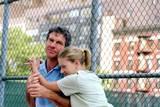Dennis Quaid og Scarlett Johansson i I godt selskap