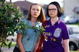 Thora Birch og Scarlett Johansson i Ghost World
