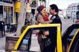 Charlize Theron og Keanu Reeves i Sweet November