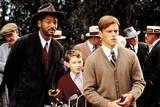 Matt Damon, Will Smith og J. Michael Moncrief i Legenden om Bagger Vance