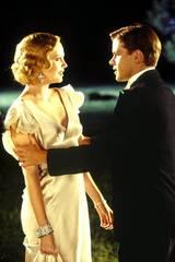 Matt Damon og Charlize Theron i Legenden om Bagger Vance
