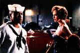 Charlize Theron og Cuba Gooding Jr. i Men of Honor