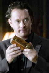 Tom Hanks som Langdon i Da Vinci koden (2006)