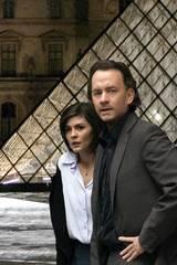Audrey Tautou og Tom Hanks i Da Vinci-koden