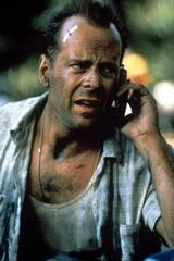 Bruce Willis som John McClane i Die Hard i New York