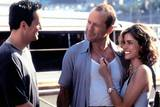 Matthew Perry, Bruce Willis og Amanda Peet i The Whole Nine Yards