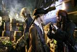 Keira Knightley og Johnny Depp i Pirates of the Caribbean: Dead Man's Chest