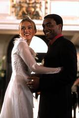 Chiwetel Ejiofor og Keira Knightley i Love Actually