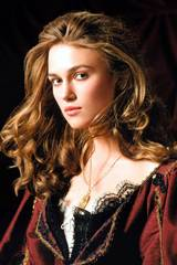 Keira Knightley i Pirates of the Caribbean: The Curse of the Black Pearl