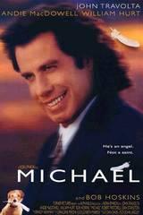 John Travolta i filmen Michael fra 1996