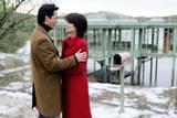 Keanu Reeves og Sandra Bullock i Huset ved vannet