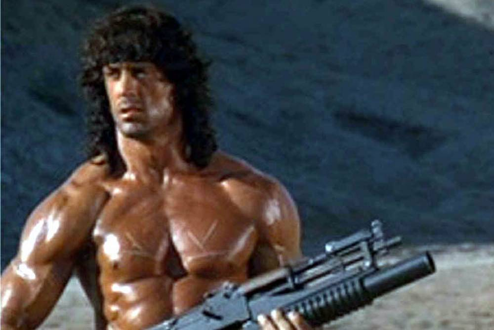 Rambo Klar For Thailand Filmweb