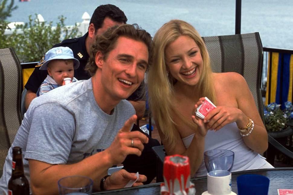 Kate Hudson og Matthew McConaughey i Hvordan bli dumpet på ti dager