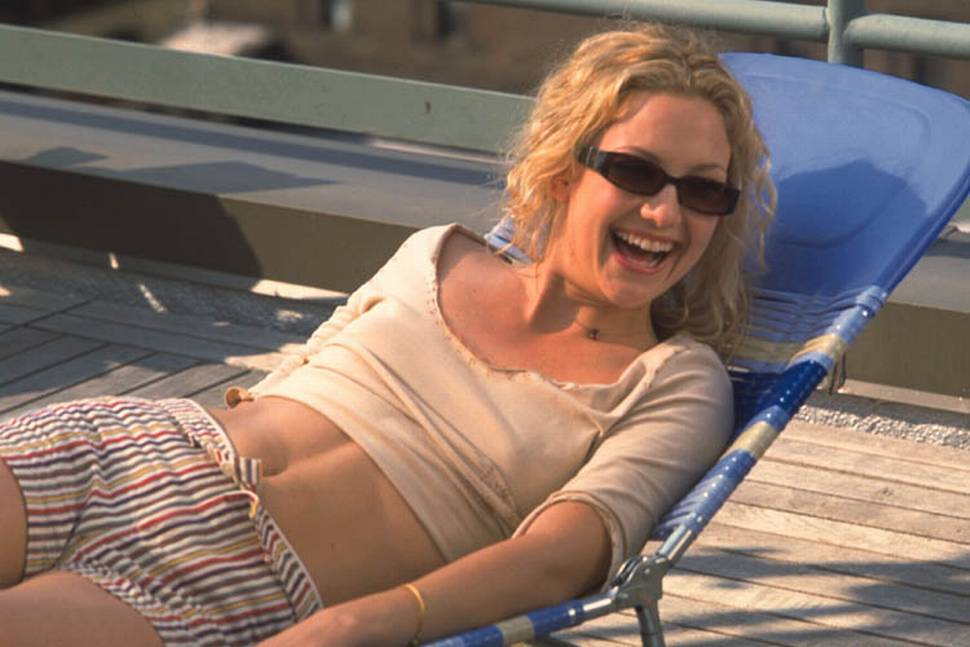 Andie Anderson (Kate Hudson) i Hvordan bli dumpet på ti dager