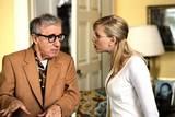 Sondra Pransky (Scarlett Johansson) og Splendini (Woody Allen).