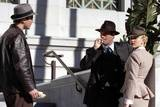 Josh Hartnett, Aaron Eckhart og Scarlett Johansson i The Black Dahlia