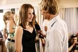 Bea (Kaia Foss) og Daniel (Espen Klouman Høiner) fra Bare Bea