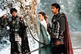 Ioan Gruffudd, Keira Knightley og Clive Owen i King Arthur