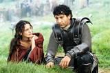 Keira Knightley og Clive Owen i King Arthur