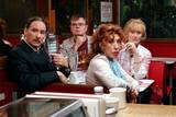 Meryl Streep, Lily Tomlin, Garrison Keillor og Kevin Kline spiller i A Prairie Home Companion.