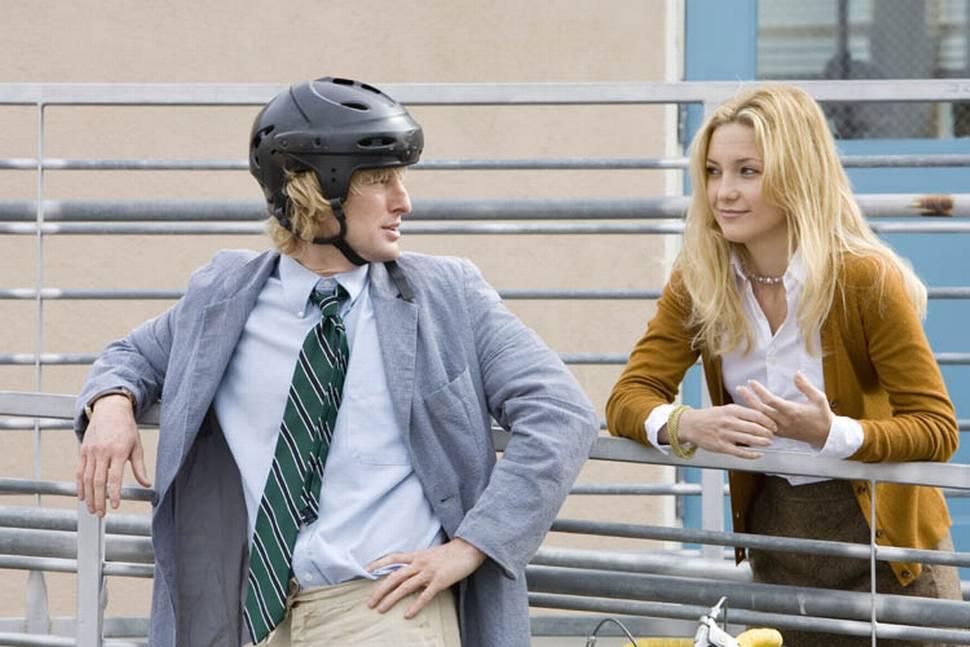 Owen Wilson og Kate Hudson spiller mot hverandre i Du, jeg og Dupree