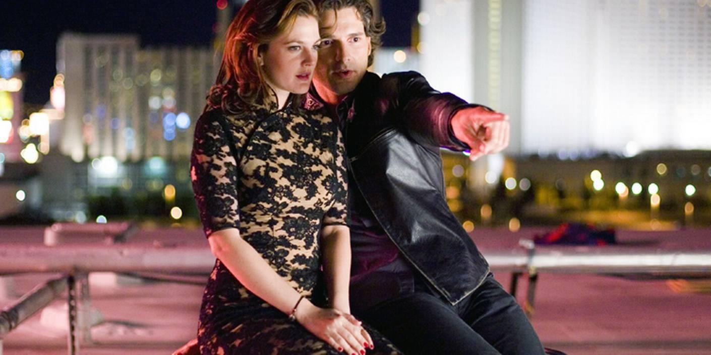 Gosling datet sin motspiller i filmen, Rachel McAdams, fram Nå er han død.