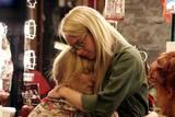 Meryl Streep og Linday Lohan i A Prairie Home Companion