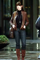 Anne Hathaway i The Devil Wears Prada