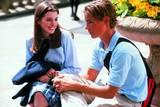 Erik von Detten og Anne Hathaway i Prinsesse på prøve