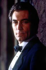 Timothy Dalton som James Bond