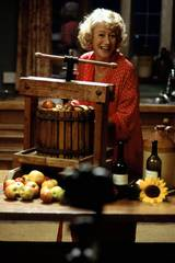 Helen Mirren i Kalenderpikene