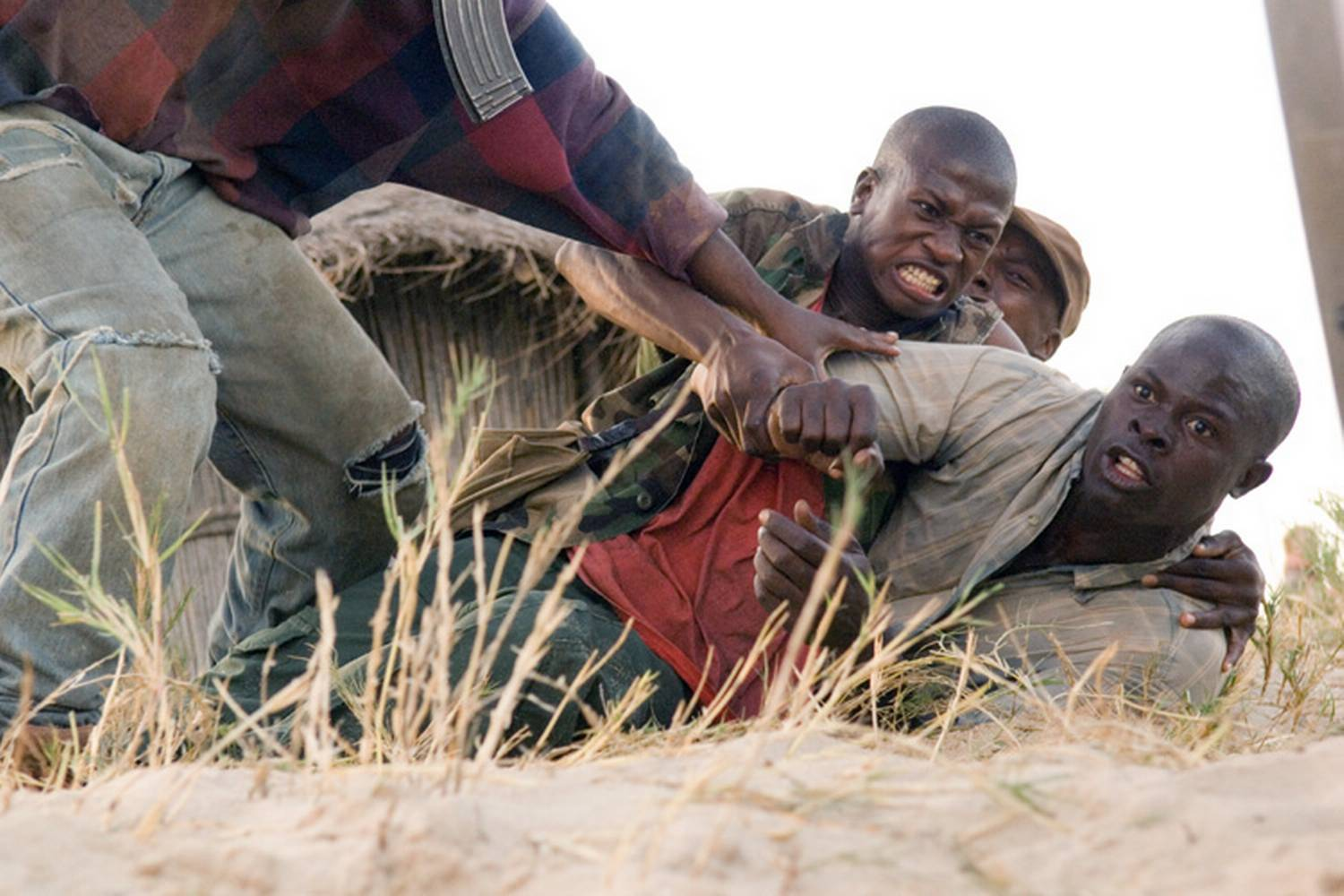 describe character solomon vandy in blood diamond Against this historical backdrop, blood diamond, set in sierra leone in   solomon vandy, a fisherman from sierra leone, and maddy bowen,.