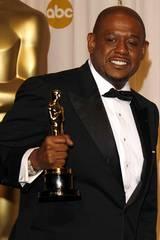 Forest Whitaker vant Oscar for innsatsen som Idi Amin i The Last King of Scotland