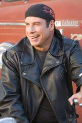 John Travolta som Woody i Wild Hogs