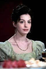 Anne Hathaway i Den unge Jane Austen