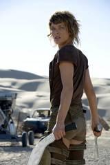 Milla Jovovich som Alice i Resident Evil Extinction