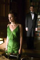 James McAvoy og Keira Knightley i Atonement