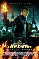 National Treasure: Book of Secrets no. plakat