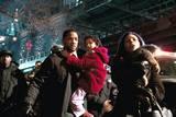 I am Legend med Will Smith og datteren