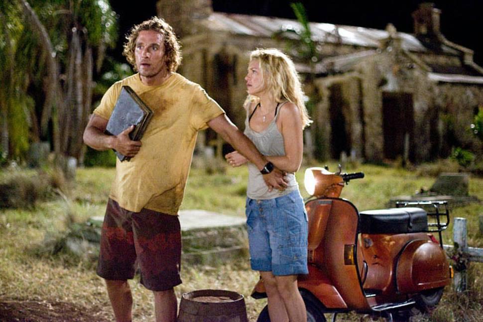 Matthew McConaughey og Kate Hudson i Fool's Gold
